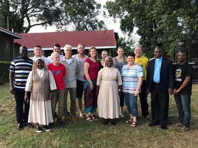 DREO Pforzheim Herniencamp 2019 Uganda
